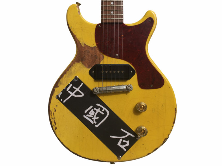 Johnny Thunders Model